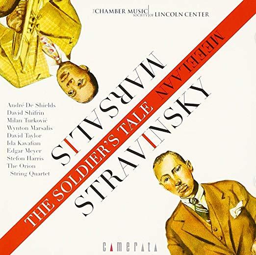 "Stravinsky's ""Histoire du Soldat"" and Wynton Marsalis Meeelaan"
