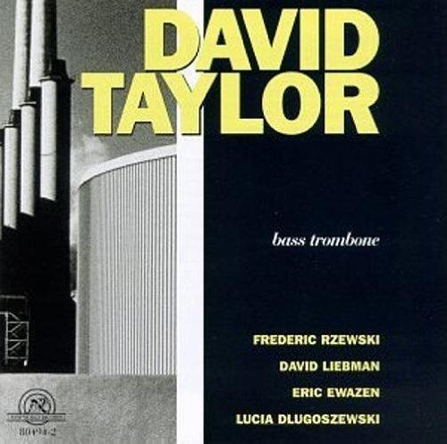 David Taylor Bass Trombone