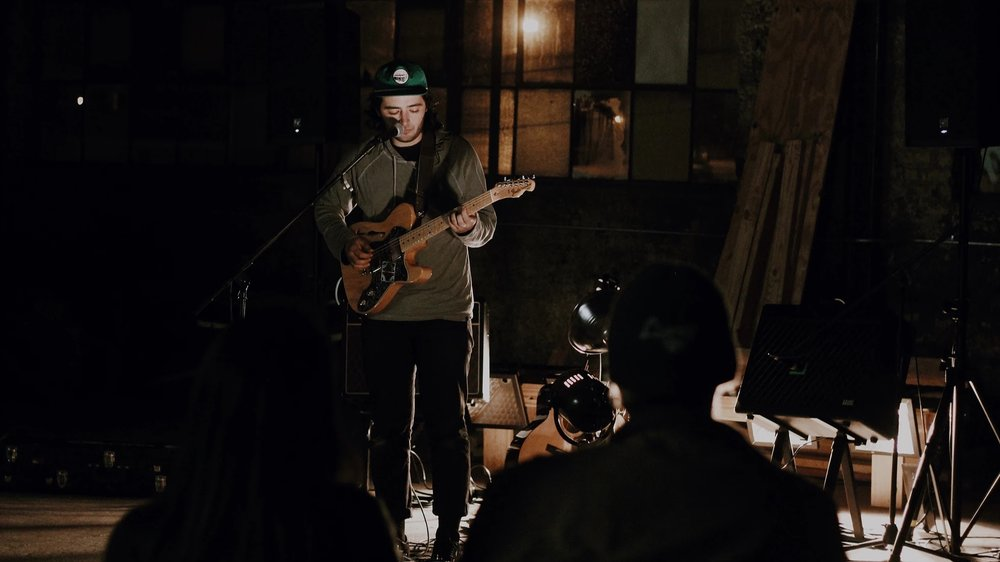 Estuarie - Indie songwriter Graham Peeples started Estuarie as an outlet for his emotional indie rock music that was hiding behind solo acoustic shows for years. He now tours with various lineups of musicians and he never leaves anything left unsaid.