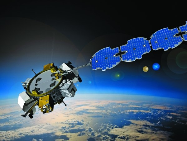 The Air Force's EAGLE satellite is based on Orbital ATK's ATK's ESPAStar, which seeks to provide a modular, cost-effective, and highly capable infrastructure resource for hosting technology development and operational payloads.
