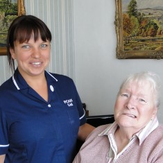 care workers in Derby