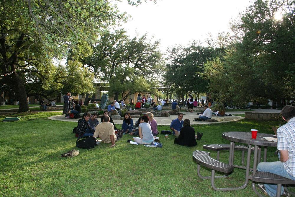 Crowd on Grass Lawn.JPG