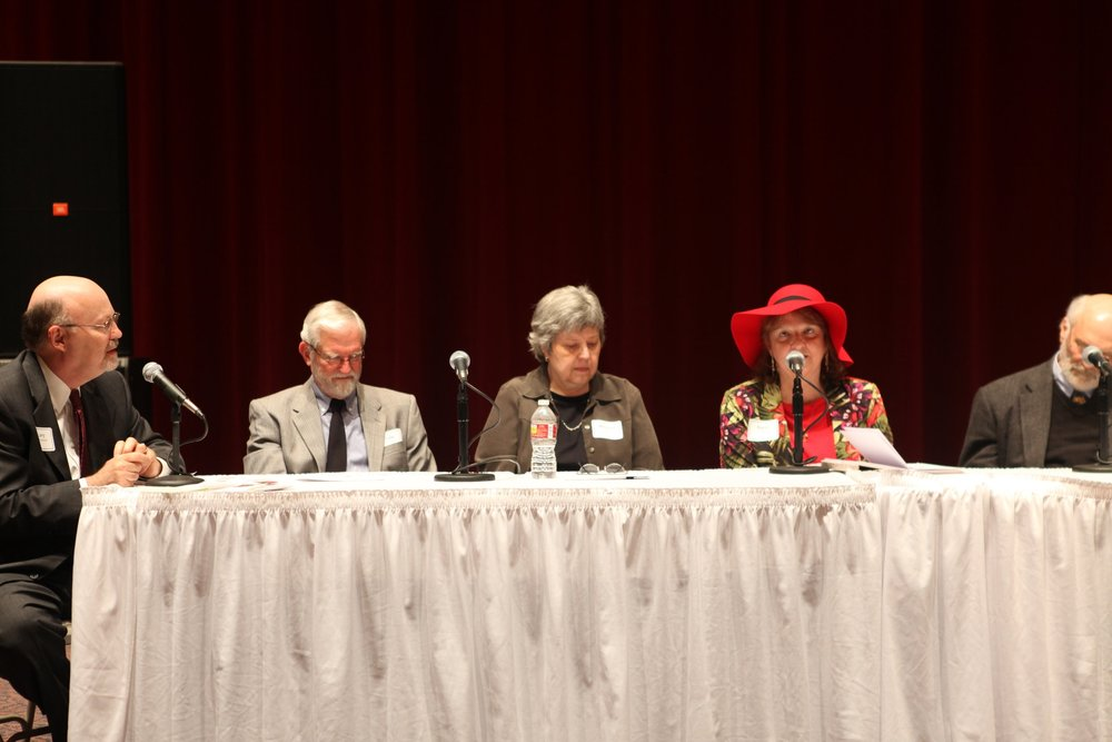 Darci Hill in Panel Discussion_CS Lewis Conference.JPG