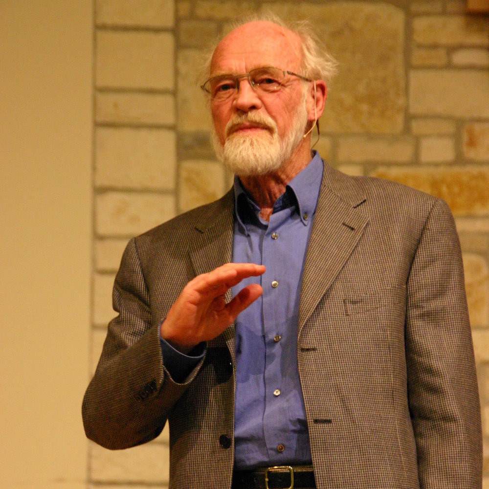 Eugene Peterson Speaking at Transforming Culture Conference.jpg