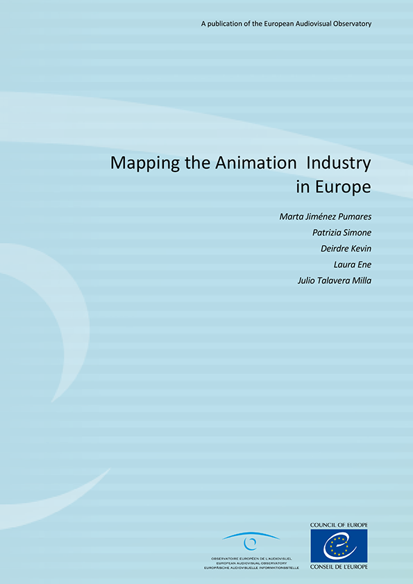 Mapping the animation industry in europe