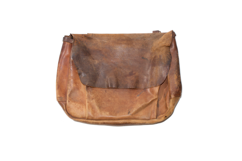 cf7c9d83173 Leather Mail Carriers Bag Watts MFG. — Wesley Store