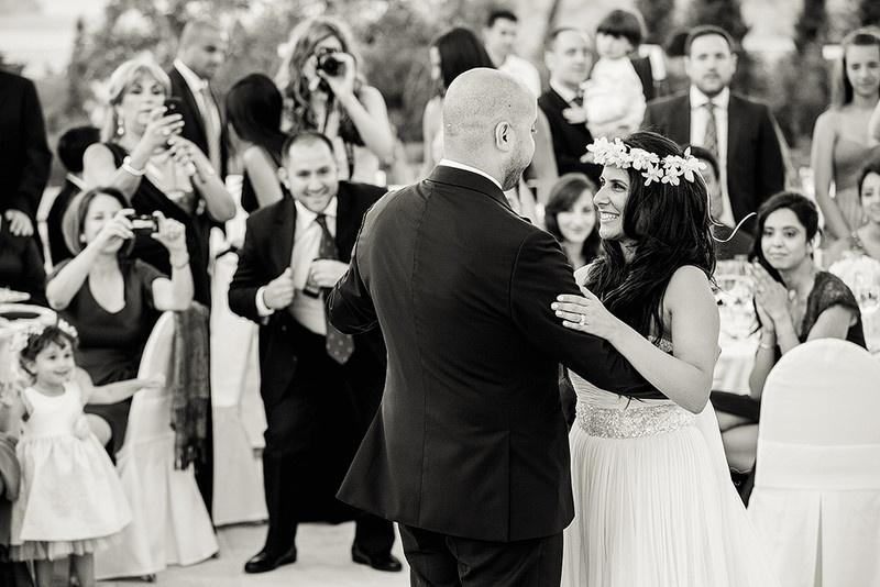 Esimene tants araabia pulmas
