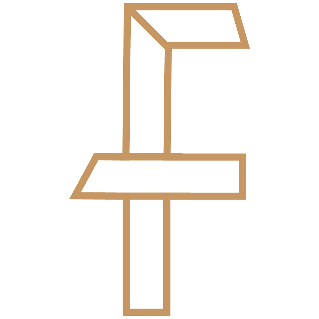 Fellow F Logo