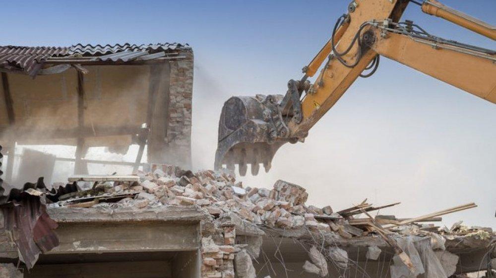 Demolition Services -