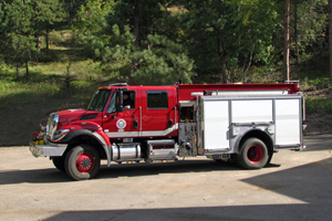 4301   Type 1 – Attack Engine   1,000 gallon capacity 1,250 gpm pump rating