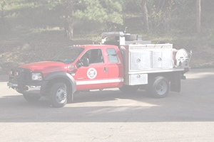 4333   Type 6 – Wildland Engine   300 gallon capacity 250 gpm pump rating