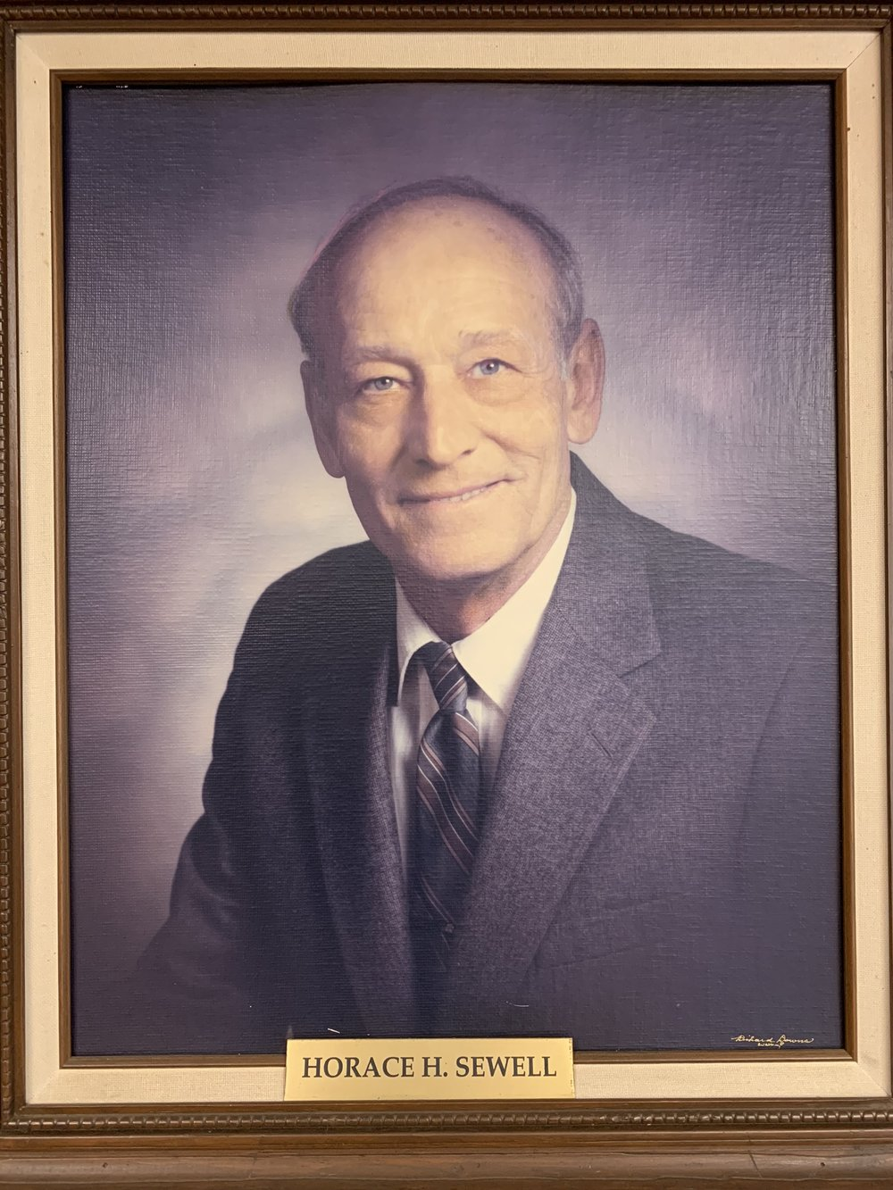 Horace Sewell (1927-2011) - founder of Quality Switch, Inc.