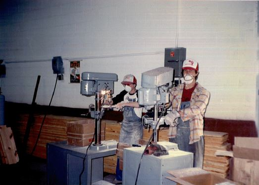 Switch Assembly-1980's