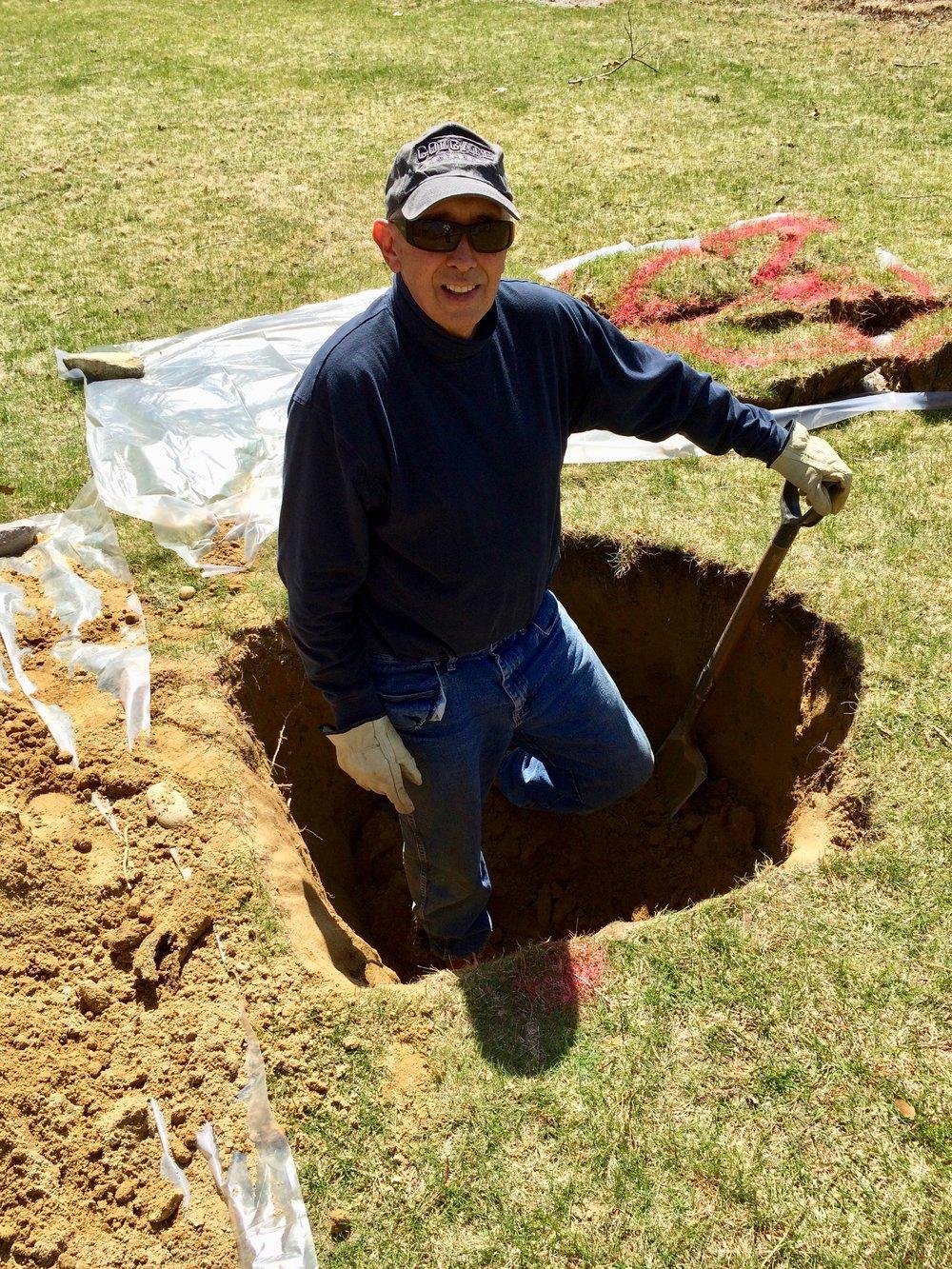Doug in hole.jpg