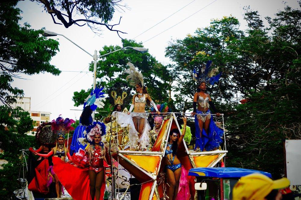 Desfile gay en Cuba