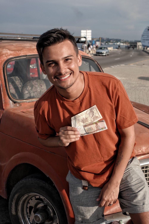CUP y CUP, las monedas cubanas.