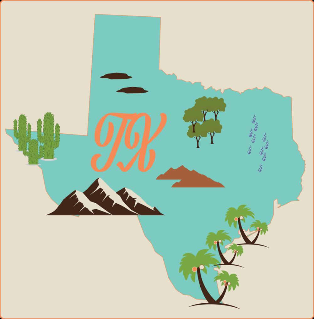 Texas hikes
