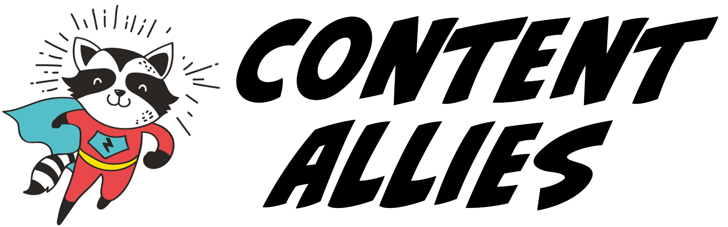 Content Allies - Amplify your content with reliable support