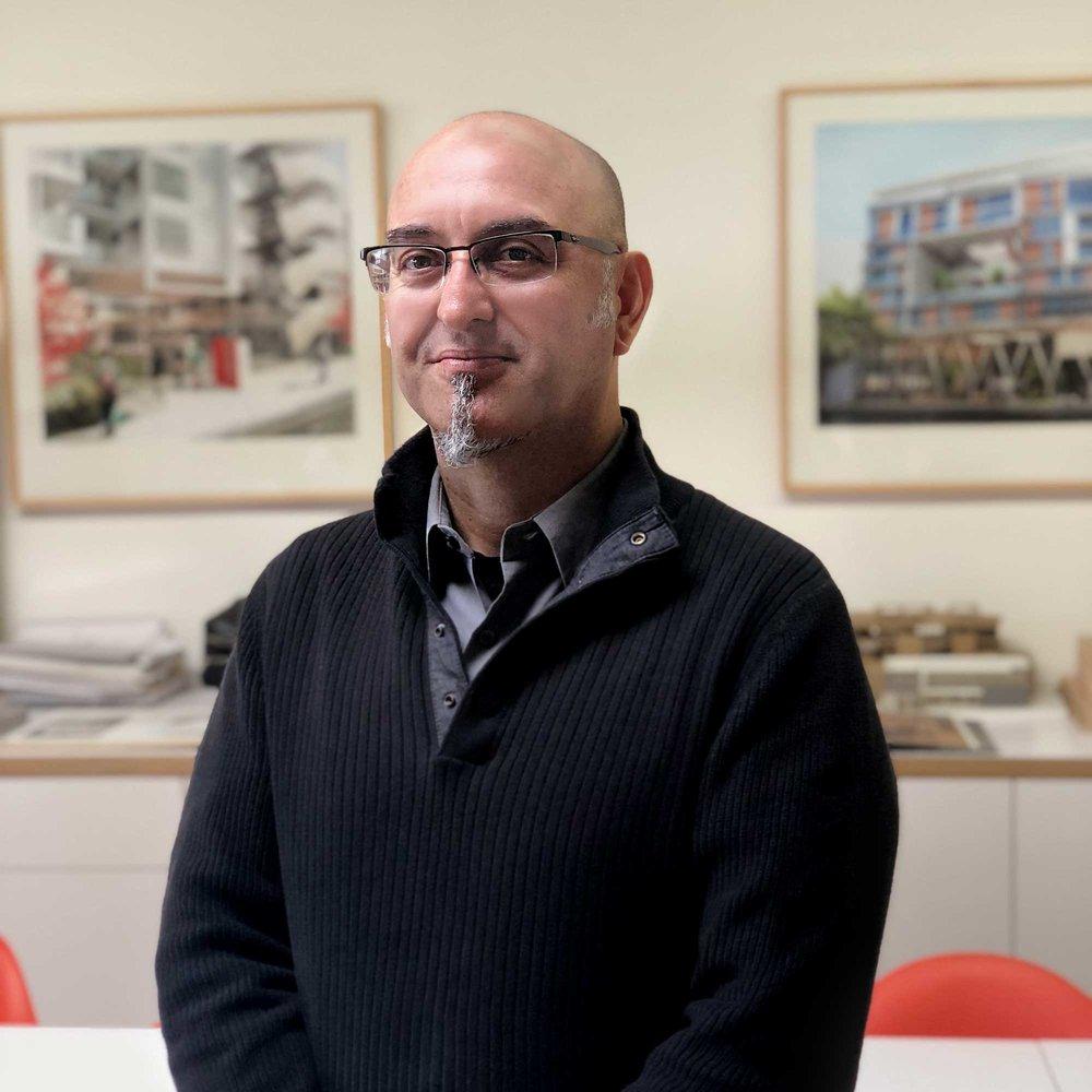 Rudy Gonzalez  — r.gonzalez@folonisarchitects.com