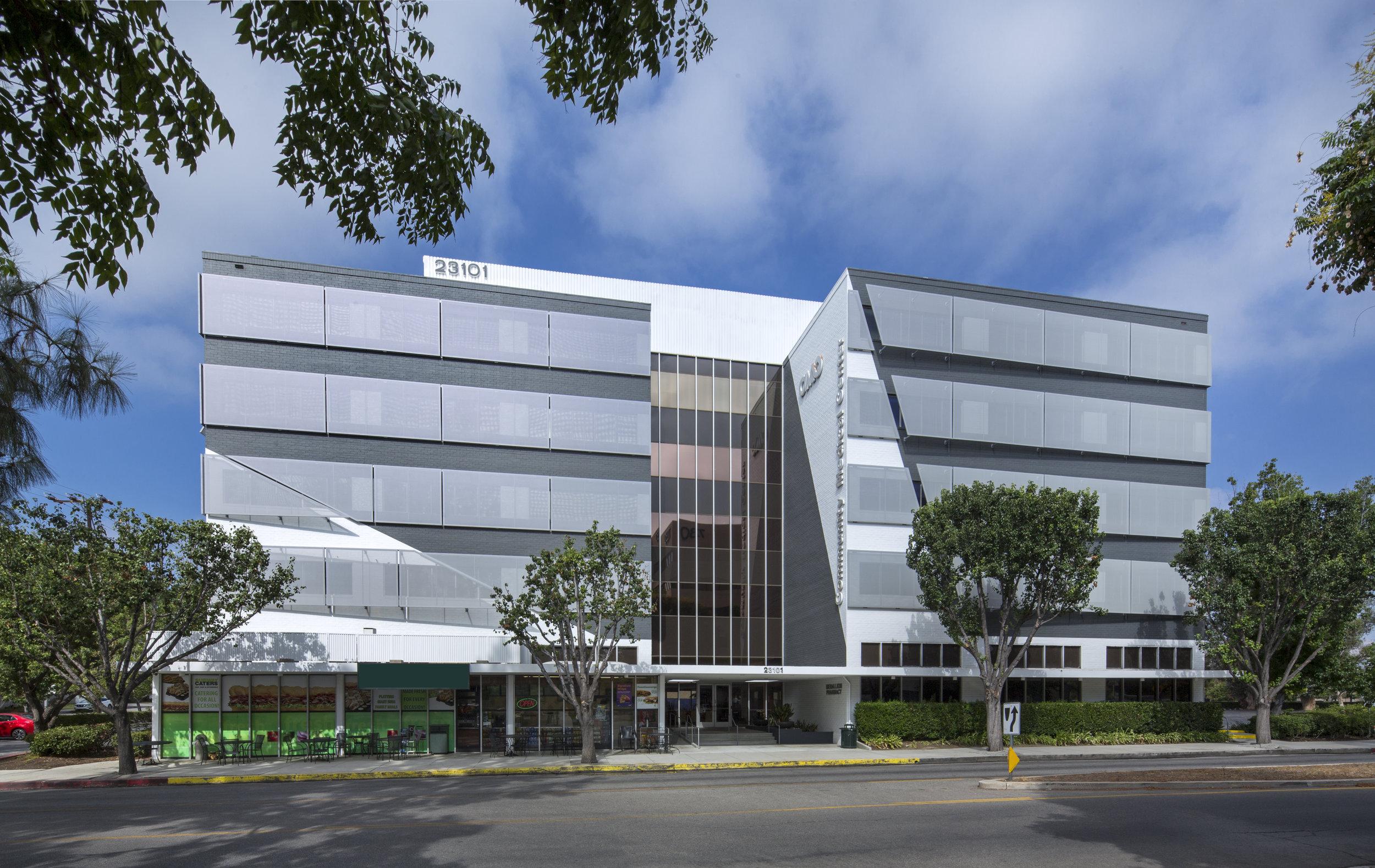 Medical Office Building Mwfa