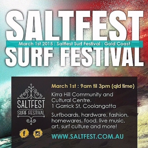 Come and see bywater design hollow wooden boards at Saltfest Surf Festival March 1
