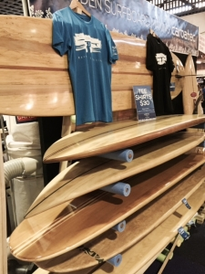 Bywater Design Hollow Wooden Surfboard Classes