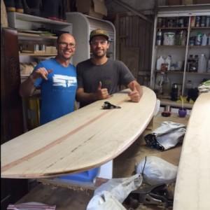 wooden surfboard class brisbane qld
