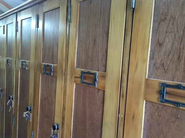 restoration of locker