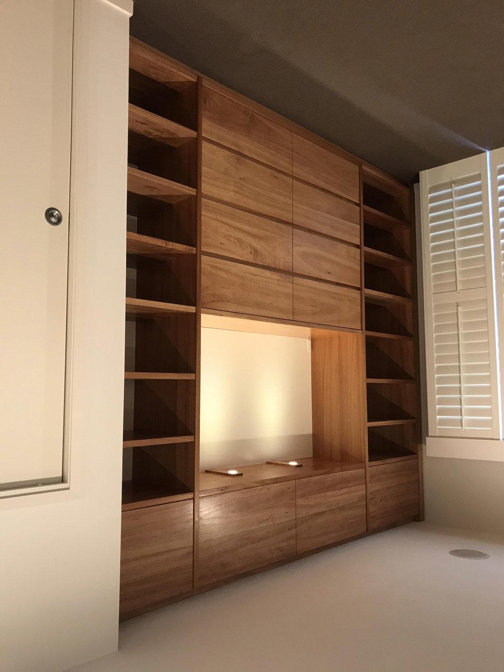 Built-ins & Bookcases