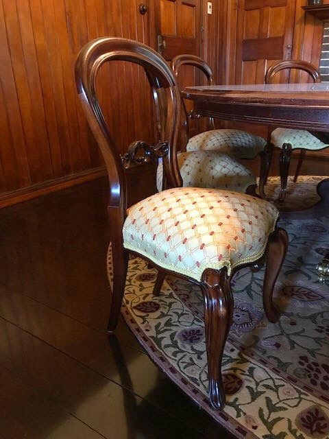 dining chair churchie