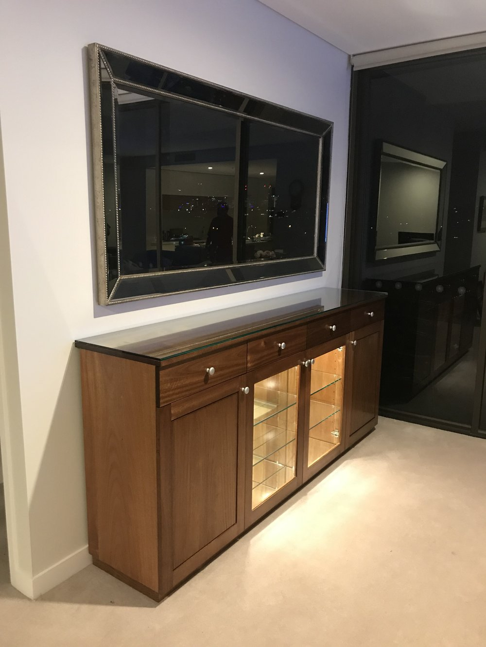 Qld Maple Sideboard