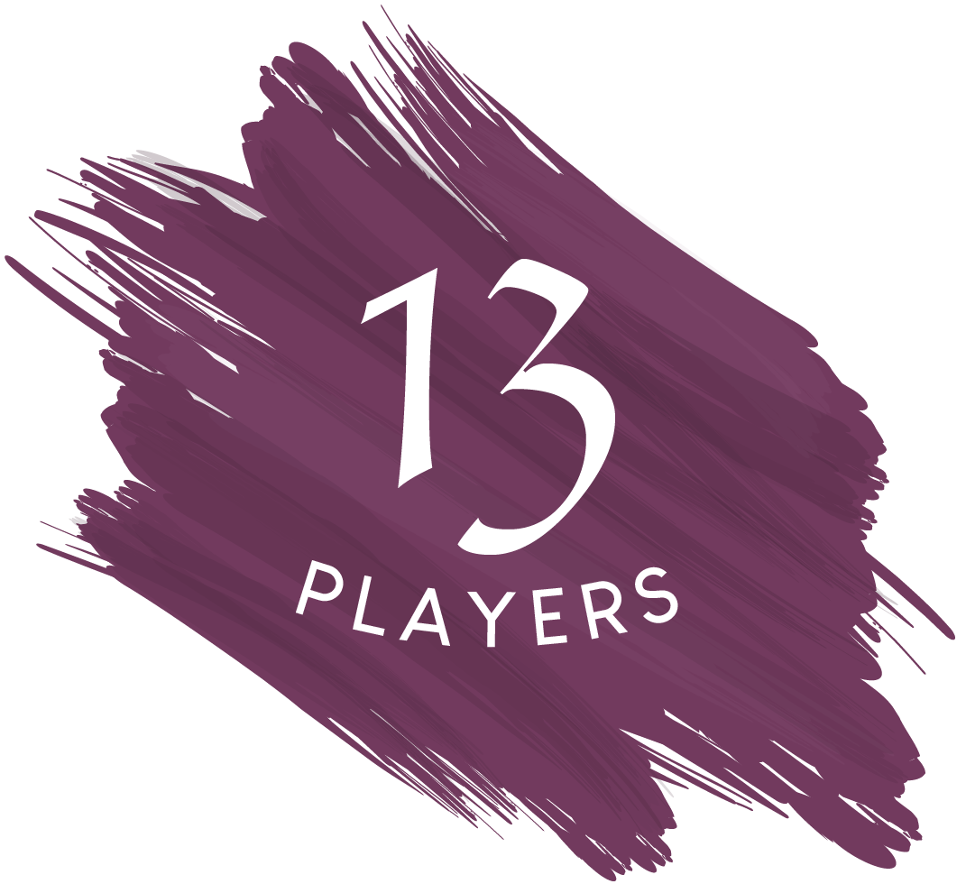 13 Players