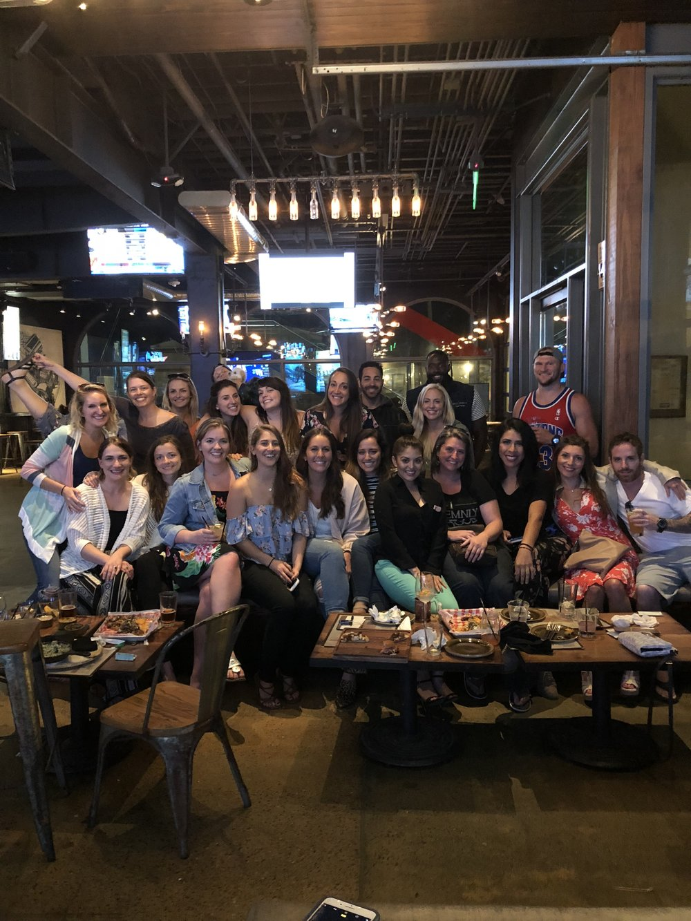 The Hub community - The Hub also hosts a variety of local events to bring the traveling nurse community together. This year, we're headed to the bay area. If you're taking an assignment in the bay, find our fb group The Bay Area Hub
