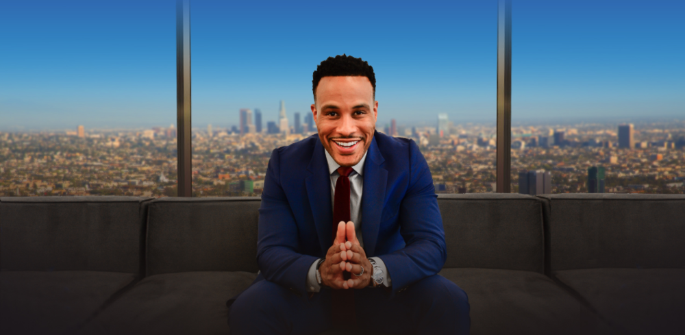 Devon Franklin, Author of The Hollywood Commandments