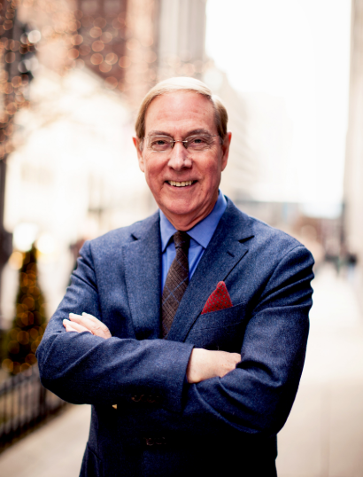 Dr. Gary Chapman, Author of The 5 Love Languages