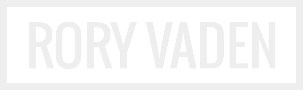 Rory Vaden Official Site