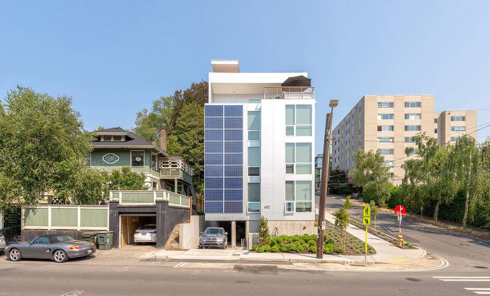 602 Building by BUILD LLC