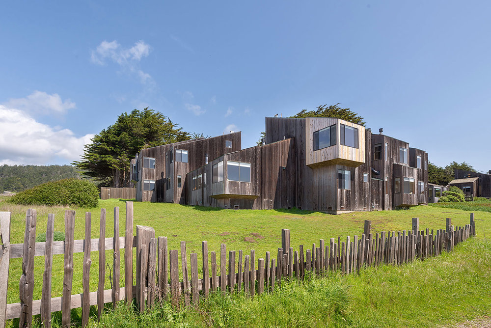 The Sea Ranch Lodge by Moore, Lyndon, Turnbull & Whitaker