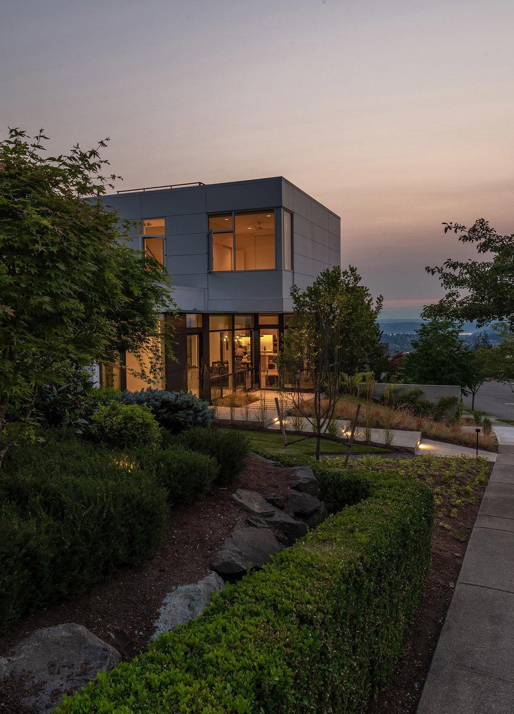 Harrison Street Residence by BUILD LLC