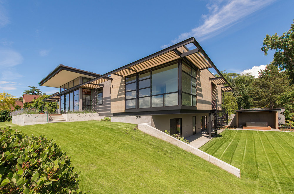 Magnolia Residence by BUILD LLC