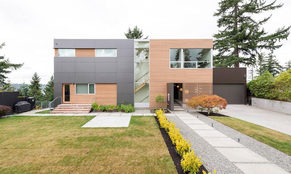 Bellevue Residence by BUILD LLC