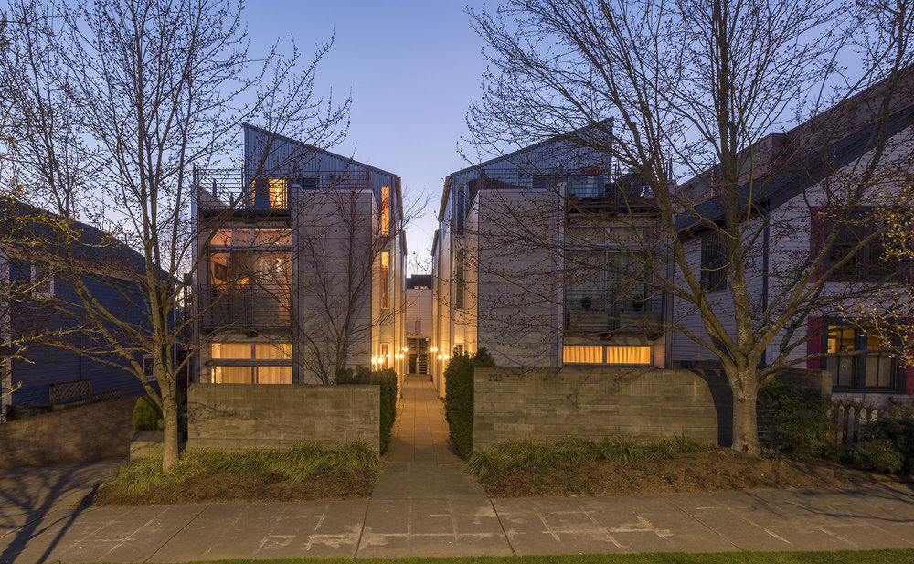 Nicholas Court by Walker Architects