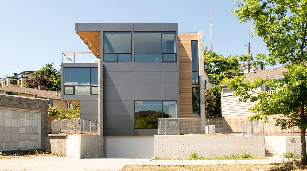 Desai Residence by BUILD LLC