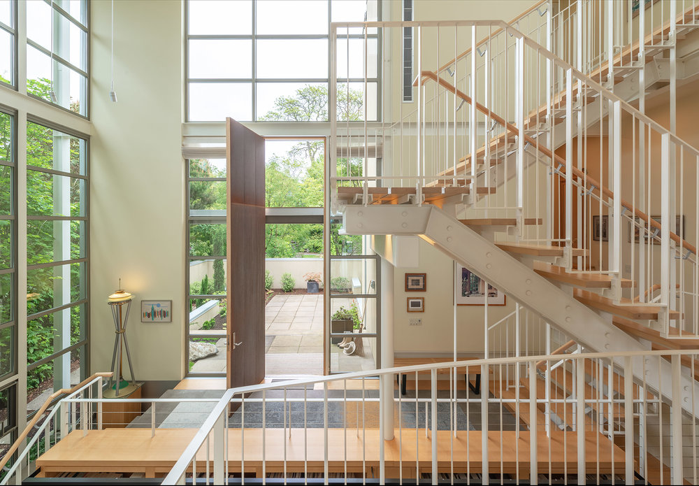 Queen Anne Residence by Walker Architects
