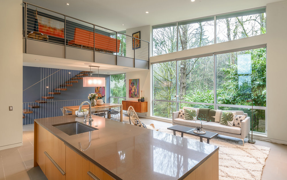 Case Study House 2012 by BUILD LLC