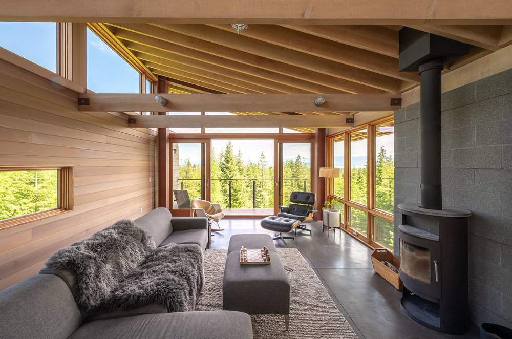 Larch House by Katie Egland Cox and Gordon Walker
