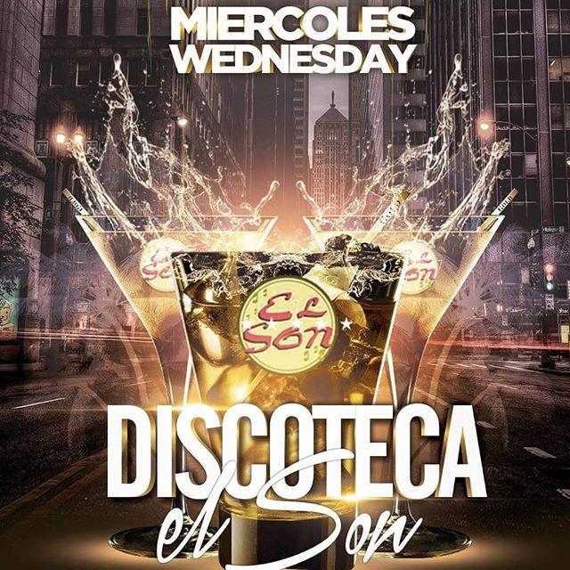 ¡Os esperamos esta noche en El Son! Reservados disponibles desde 90€ para 4 personas 👆 #elson #DiscotecaElSon #ritmoslatinos