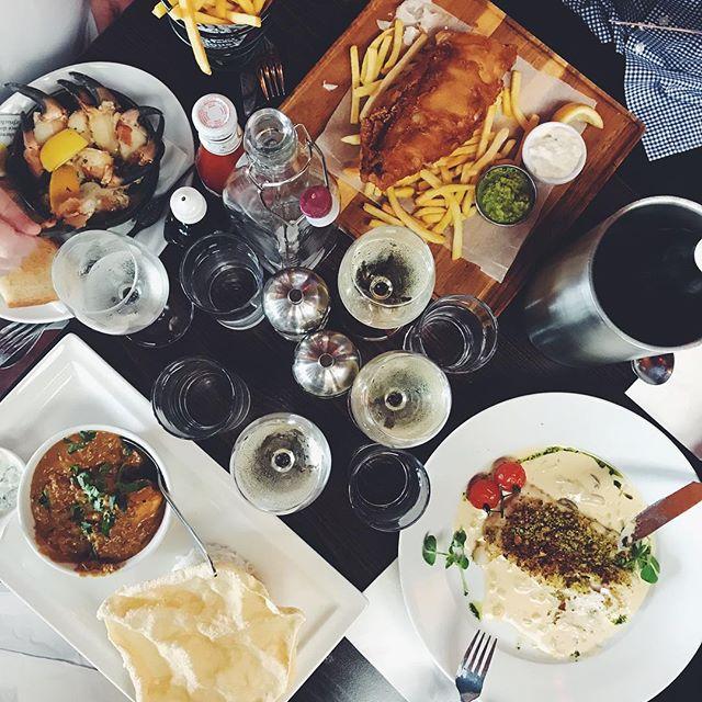 dinner for four