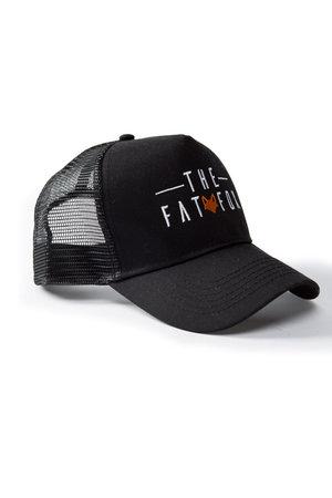 Black Trucker Cap — The Fat Fox f915f8ac4752