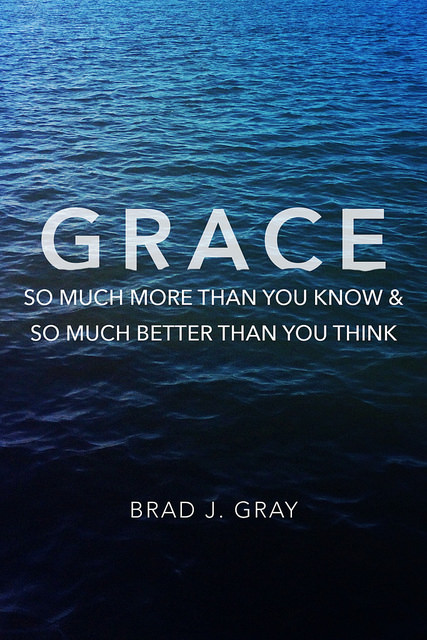 Buy the book and immerse yourself in God's infinitely free grace.